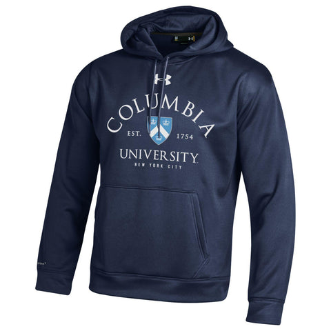 Columbia University Athletic Fleece Pullover Hoodie
