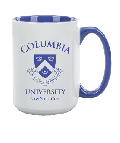 Columbia University 15oz Beverage Mug