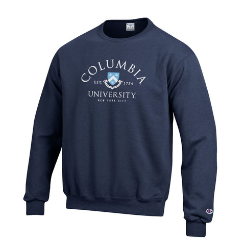 Columbia University Crew Neck Sweater