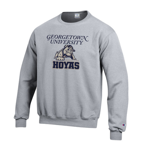 Georgetown University Crew Neck Sweater