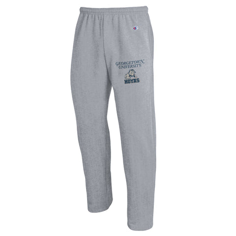 Georgetown University Open Bottom Pants