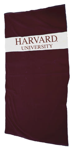Harvard University Beach-Bath Towel