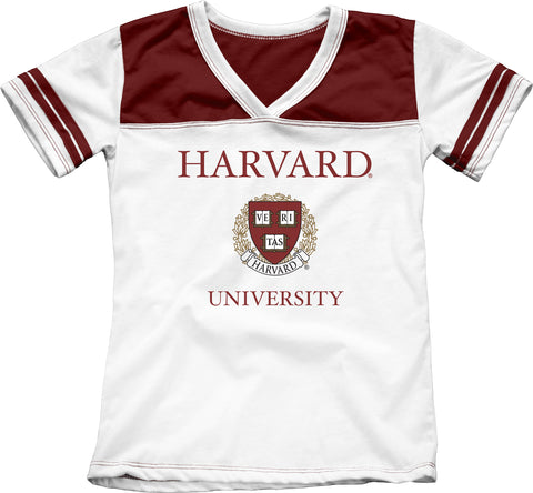 Harvard University Girls Youth Tee Shirt