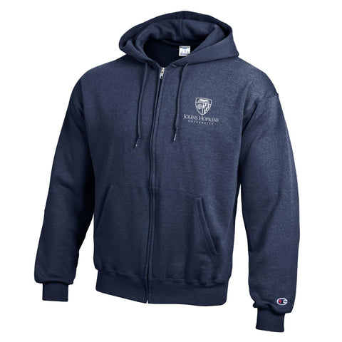Johns Hopkins University Zip Hoodie