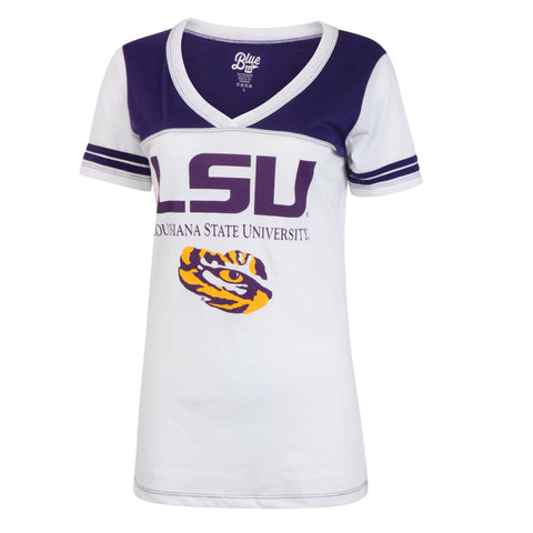 Louisiana State University V-Neck Tee