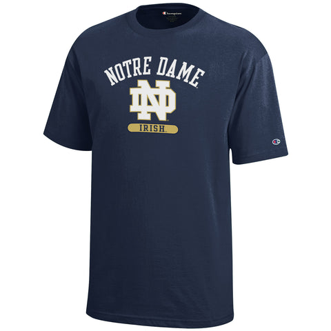 University Of Notre Dame Youth Tee Shirt