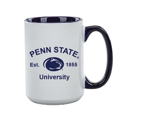 Pennsylvania State University 15oz Beverage Mug