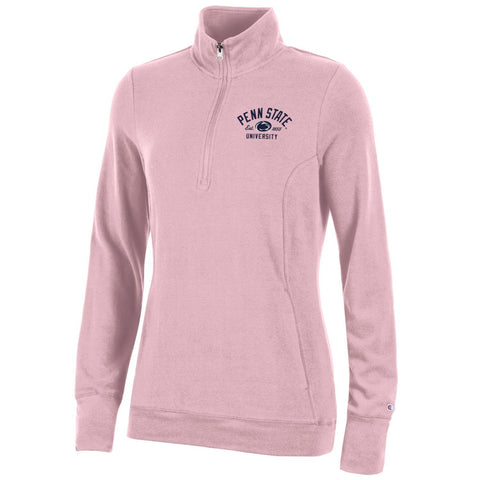 Pennsylvania State Zip Neck Sweater