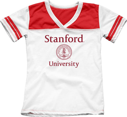 Stanford University Girls Youth Tee Shirt