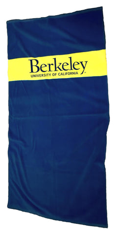University of California Berkeley Beach-Bath Towel