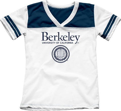 University of California Berkeley Girls Youth Tee Shirt