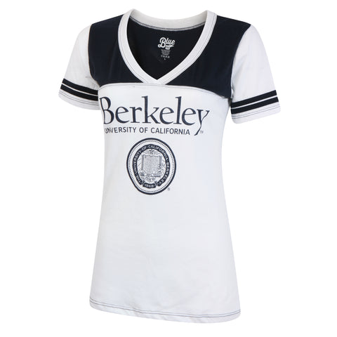 University of California Berkeley V-Neck Tee