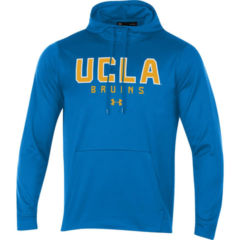 University of California Los Angeles Athletic Fleece Pullover Hoodie