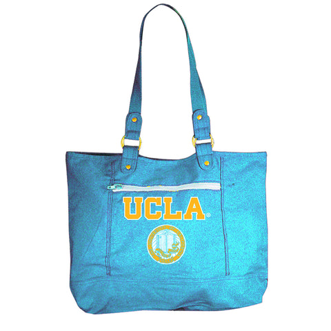 University of California Los Angeles Canvas Tote Bag
