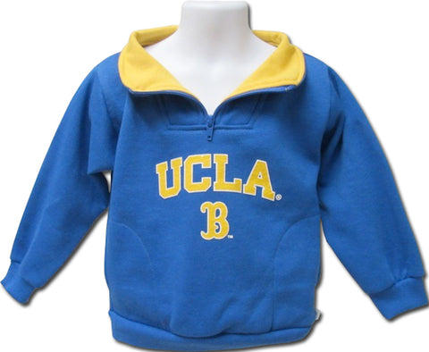 University of California Los Angeles Toddler Zip Pullover Sweatshirt