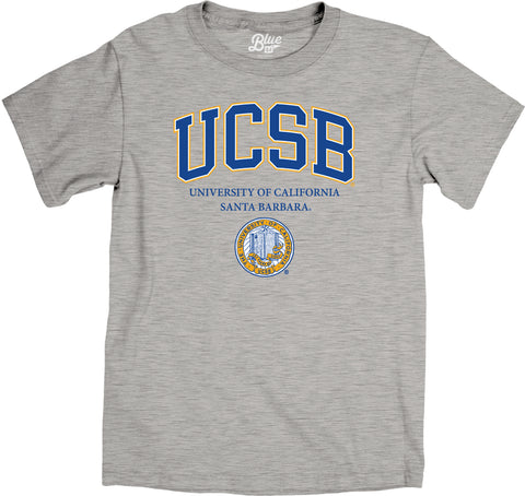 University of California Santa Barbara Tee Shirt