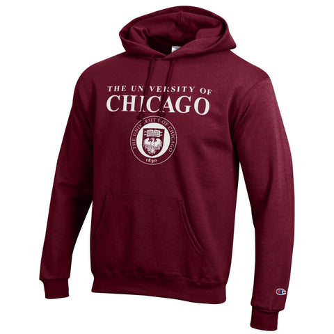 University of Chicago Pullover Hoodie