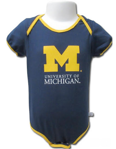 University of Michigan Infant Baby Onesie
