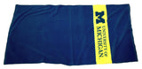 University of Michigan Beach-Bath Towel