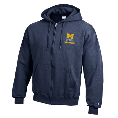 University of Michigan Zip Hoodie
