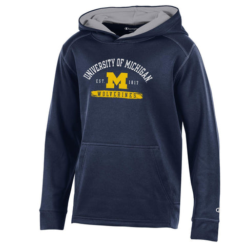 University of Michigan Youth Boys Pullover Hoodie