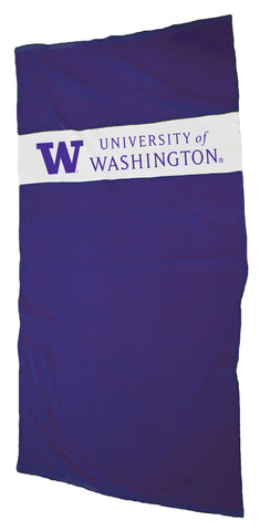 University of Washington Beach-Bath Towel