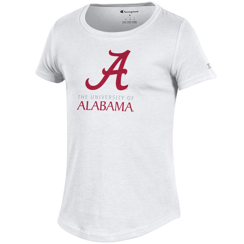 University of Alabama Girls Youth Tee Shirt