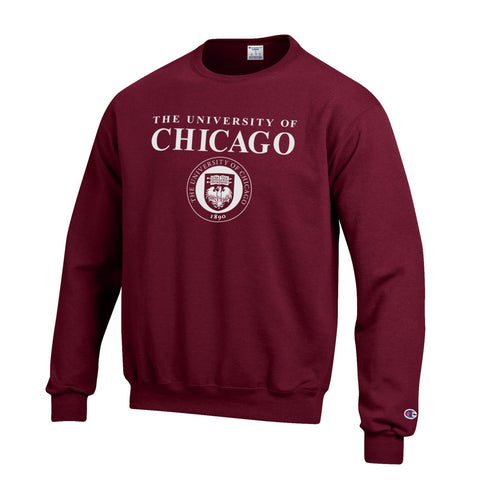 University of Chicago Crewneck Sweater