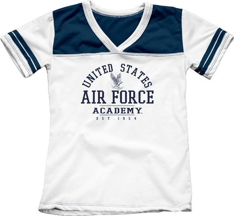 US Air Force Academy Girls Youth Tee Shirt