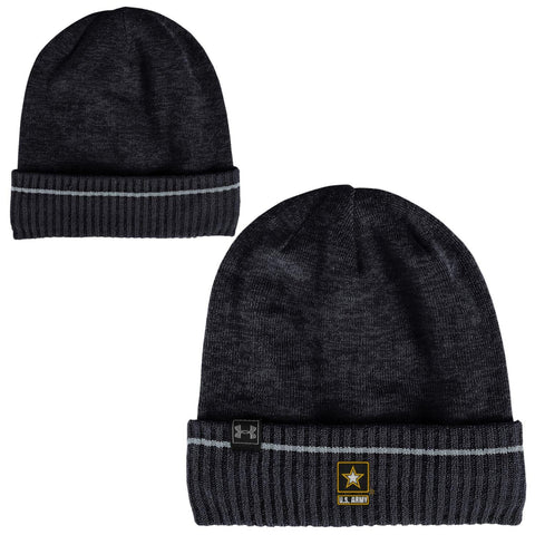 US Army Cuffed Knit Beanie