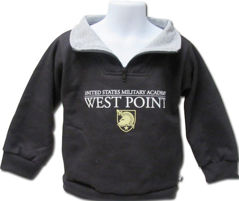 US Military Academy Army West Point Toddler Zip Pullover Sweatshirt