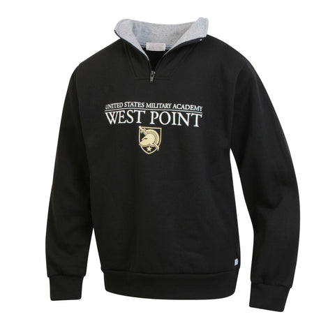 US Military Academy Army West Point Boys Youth Zip Pullover Sweatshirt