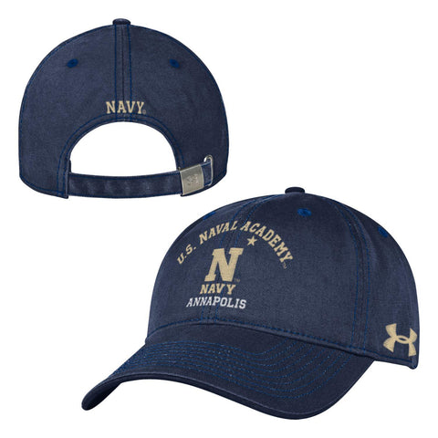 US Naval Academy Adjustable Baseball Cap