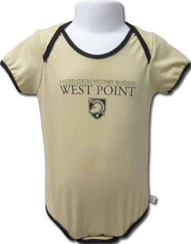US Military Academy Army West Point Infant Baby Onesie