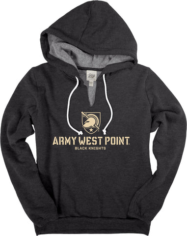 US Military Academy Army West Point V-Notch Fleece Hoodie