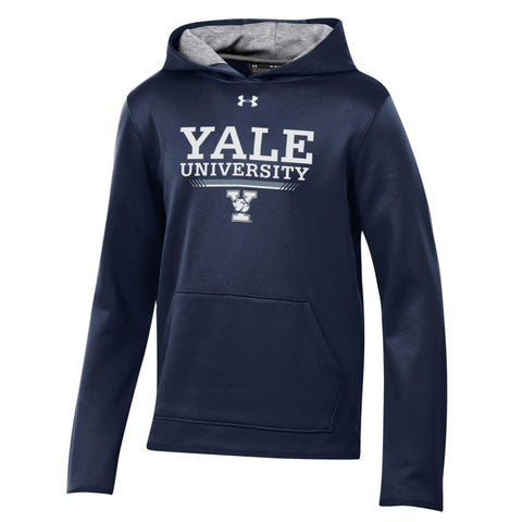 Yale University Youth Boys Pullover Hoodie