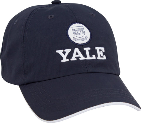 Yale University Adjustable Baseball Cap, Navy