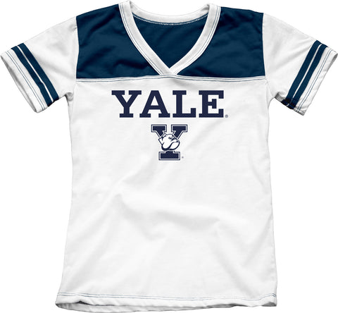 Yale University Girls Youth Tee Shirt