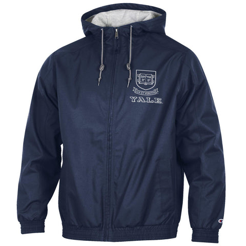Yale University Zip Hoodie Jacket