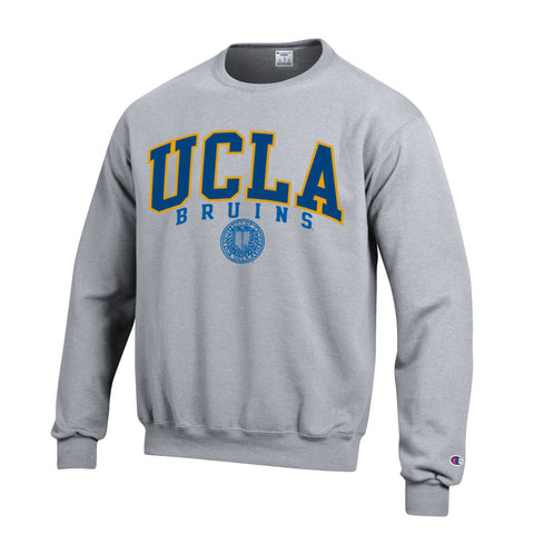 University of California Los Angeles Embroidered Pullover Sweater