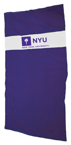 New York University NYU Beach-Bath Towel
