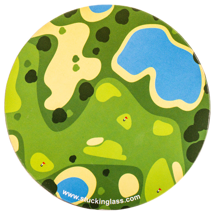 Golf Coasters (Set of 4)