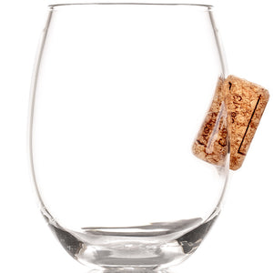 Uncorked Stemless Wine Glass