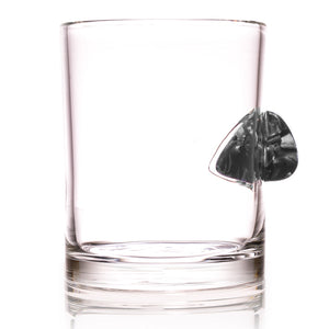 The Shredder - Whiskey Glass