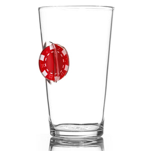 Up The Ante Pint Glass
