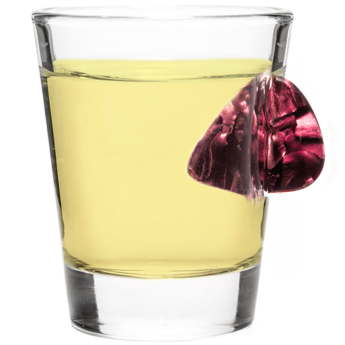 The Shredder Shot Glass