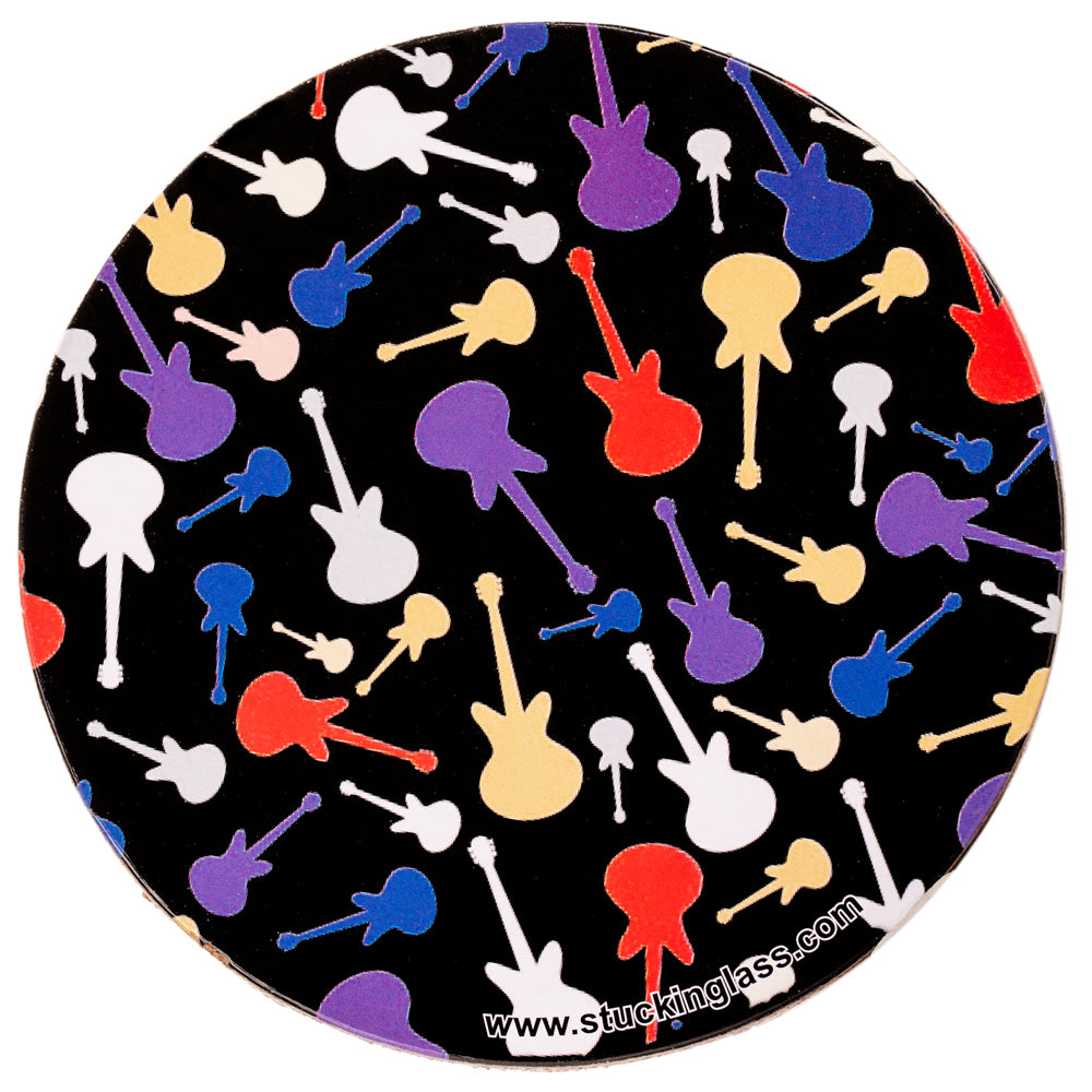 Rock n' Roll Coasters (Set of 4)