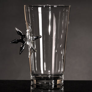 The Ninja Pint Glass