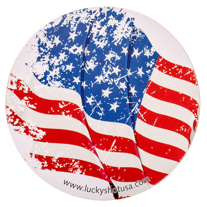 Flag Coasters (Set of 4)