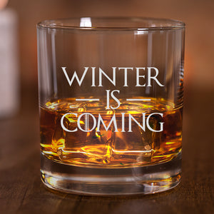 Thrones Sayings Glass